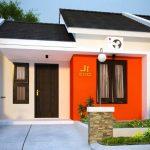 Warna Cat Rumah Sederhana Yang Bagus