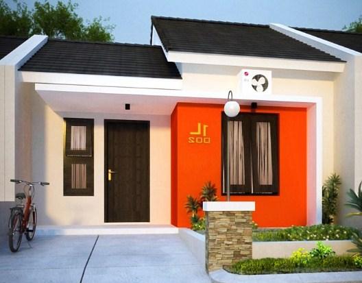 40 Warna Cat Rumah Minimalis Sederhana Mewah 2020
