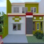 Warna Cat Rumah Tampak Depan Terbaru