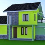 Warna Cat Rumah Terbaru Bagian Luar