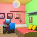 Warna Cat Rumah Yang Bagus Bagian Kamar