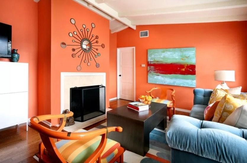 Warna Cat Rumah Yang Bagus Dan Cerah Untuk Ruang Tamu