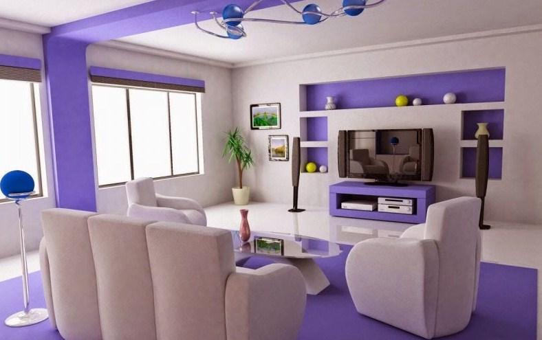 Warna Cat Rumah Yang Bagus Untuk Ruangan