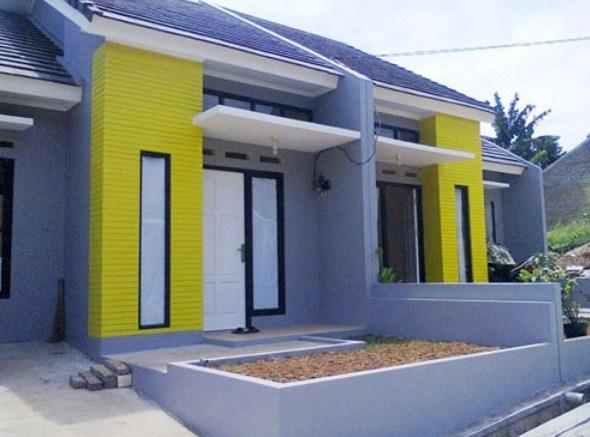 Warna Cat Rumah Yang Bagus Untuk Teras