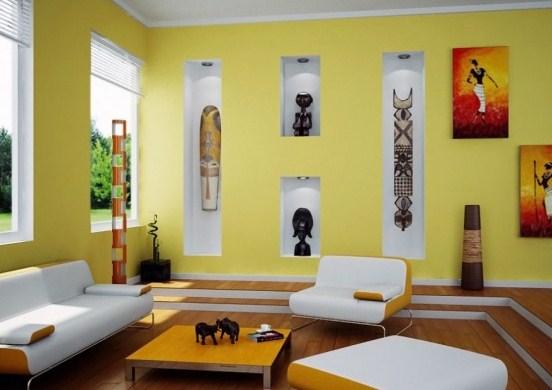 Warna Warna Cat Yang Bagus Untuk Rumah