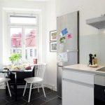 Bentuk Dapur Kecil Minimalis