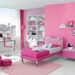 Cat Kamar Tidur Minimalis Warna Pink