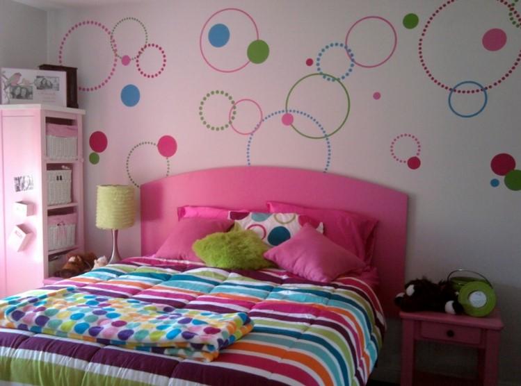 Cat Untuk Kamar Tidur Anak Perempuan