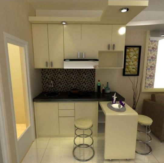 Contoh Dapur Minimalis Untuk Rumah Type 36
