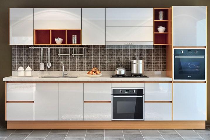 Contoh Desain Kabinet Dapur Buatan Sendiri