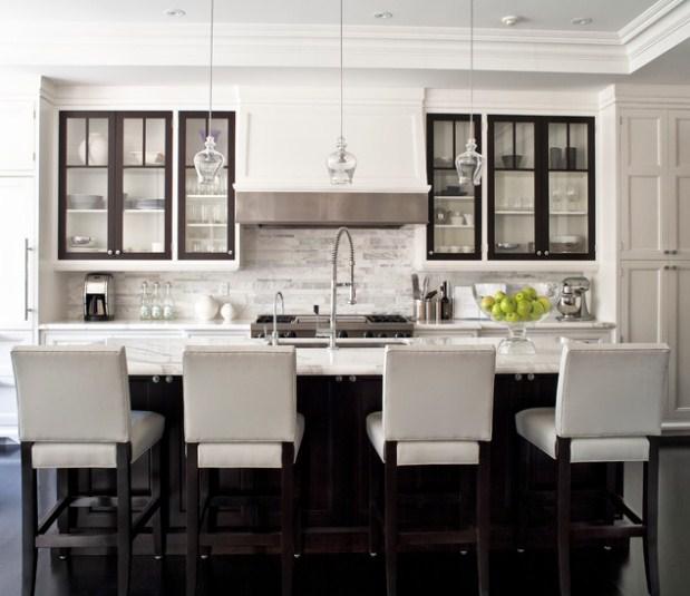 Contoh Desain Kabinet Dapur Kecil