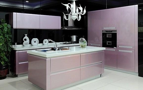 Contoh Gambar Lemari Dapur Minimalis
