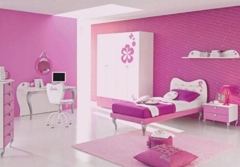 Contoh Warna Cat Kamar Tidur Anak Perempuan