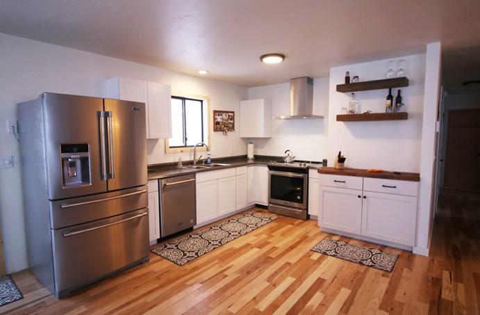DIY Kitchen Kabinet Minimalist