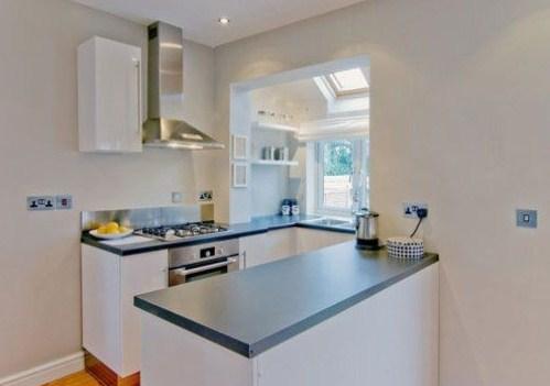 Dapur Kecil Minimalis Cantik