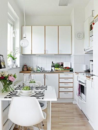 30 Desain Dapur Kecil Minimalis Sederhana Terbaru 2020