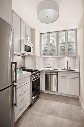 Desain Dapur Minimalis Ruangan Kecil