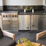 Desain Dapur Minimalis Terbuka