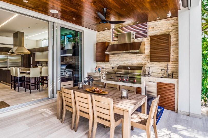 Desain Dapur Minimalis Terbuka 2019