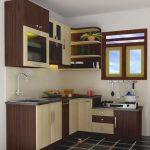 Desain Dapur Minimalis Type Rumah 36