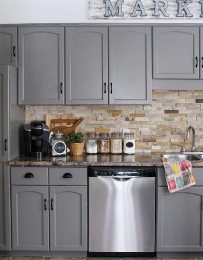 Desain Kabinet Dapur Buatan Sendiri