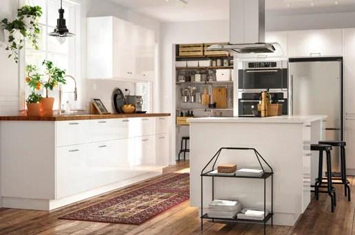 Desain Kabinet Dapur Ikea