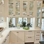 Desain Kabinet Dapur Kaca