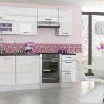 Desain Kabinet Dapur Kecil Modern