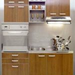 Desain Kabinet Dapur Kecil Terbaru