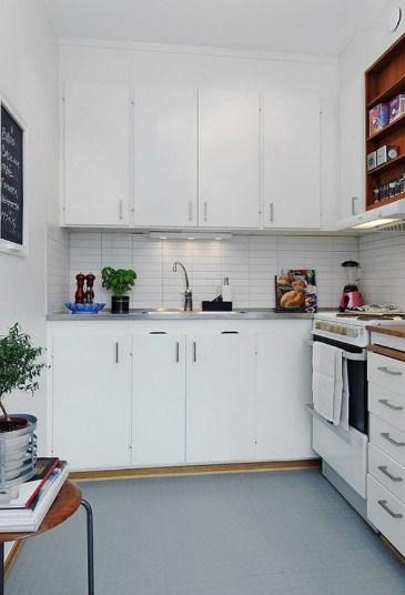 Desain Kabinet Dapur Kecil