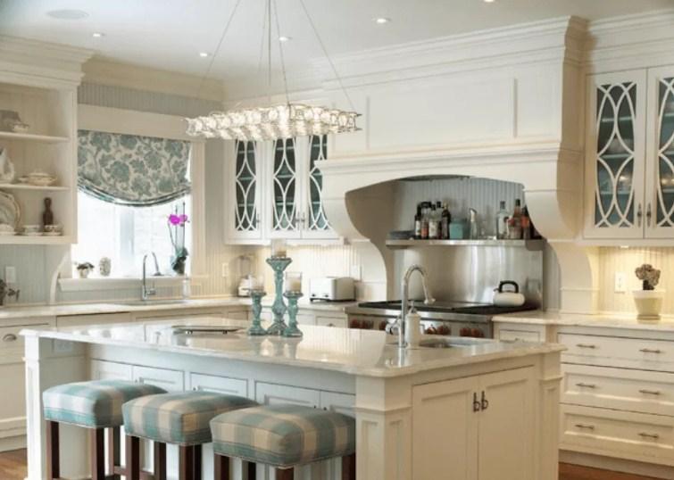 Desain Kabinet Dapur Klasik