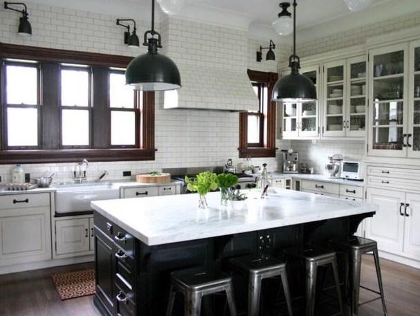 Desain Kabinet Dapur Ruang Kecil