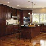 Desain Kabinet Dapur Rumah Kayu