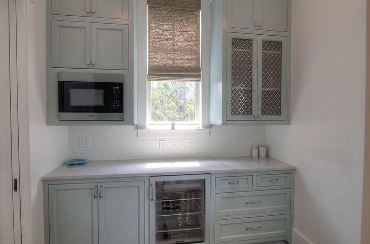 Desain Kabinet Dapur Simple