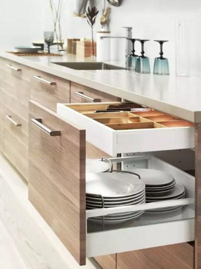 Desain Kabinet Dapur Yang Simple Dan Cantik