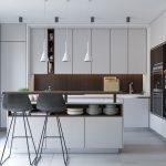Desain Lemari Dapur Minimalis Sederhana