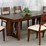 Furniture Meja Makan Jati