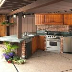 Gambar Dapur Terbuka Rumah Minimalis