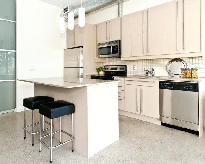Gambar Desain Dapur Kecil Minimalis