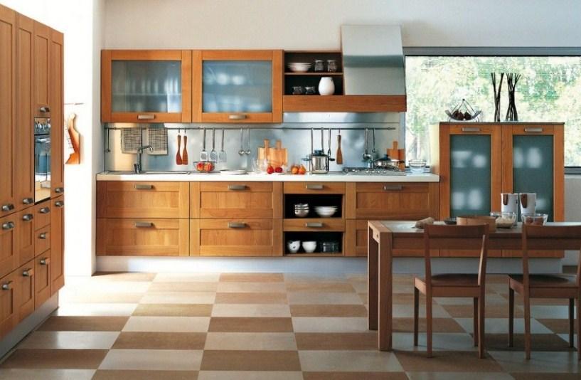 Gambar Lemari Dapur Gantung Minimalis Rumahpedia
