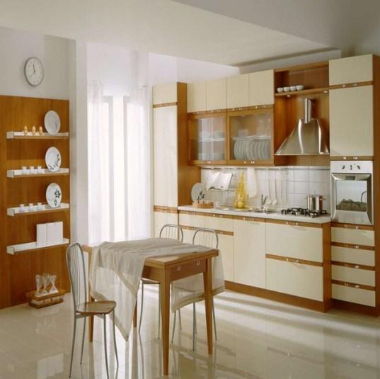 Gambar Lemari Dapur Yang Sederhana