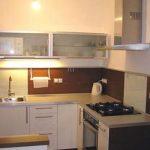 Interior Dapur Minimalis Type 36