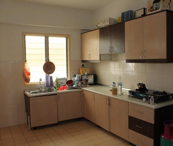 Kabinet Dapur Kecil Terbaru