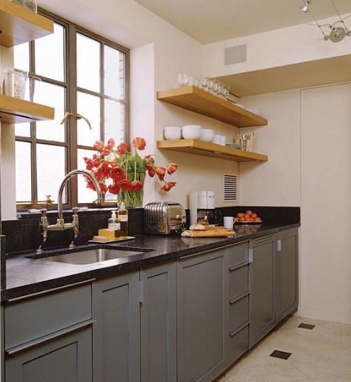 Kabinet Dapur Ruang Sempit