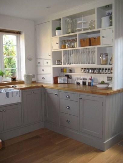 Kabinet Untuk Dapur Yang Kecil