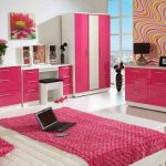 Kombinasi Warna Cat Kamar Tidur Pink