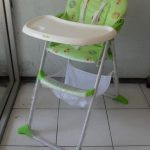 Kursi Meja Makan Bayi