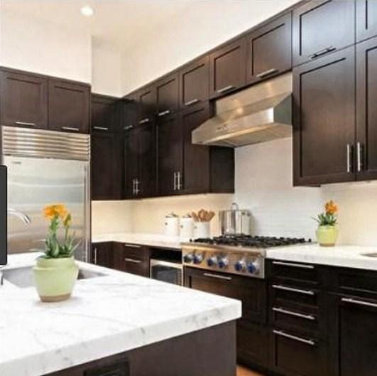 Lemari Perabotan Dapur Minimalis