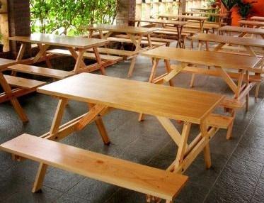 Meja Kursi Ala Cafe