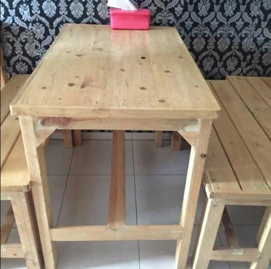 Meja Kursi Untuk Cafe